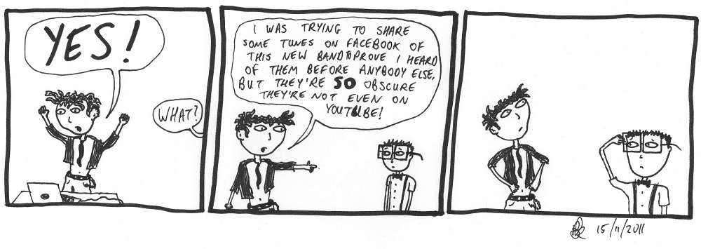 hipster youtube