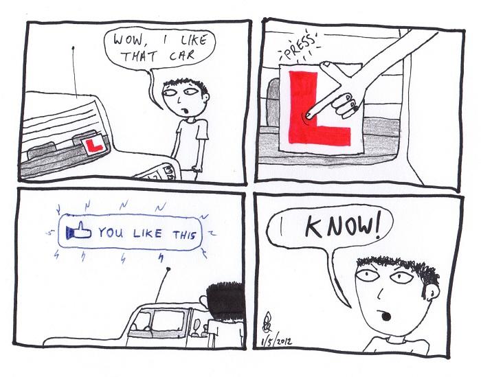 press 'L'