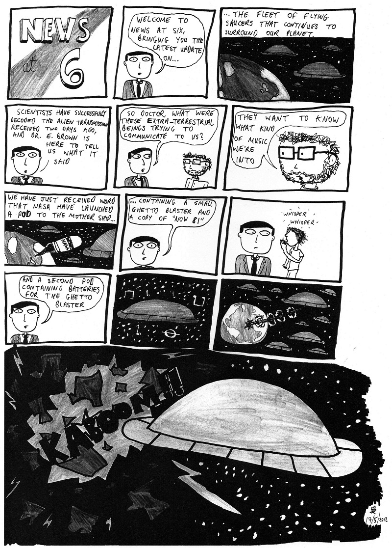 alien transmission